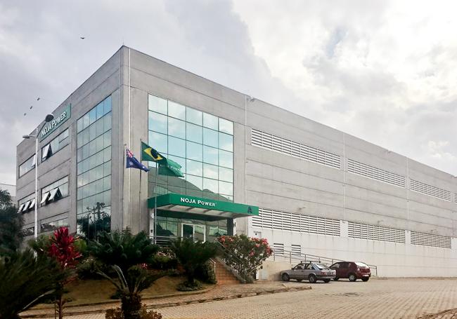 Las Nuevas Oficinas de NOJA Power Brasil