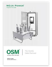 Guía del Producto del Reconectador OSM