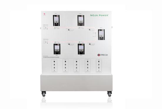 Simulador de Sistema de Distribución Automatizada (DSA) del RC10