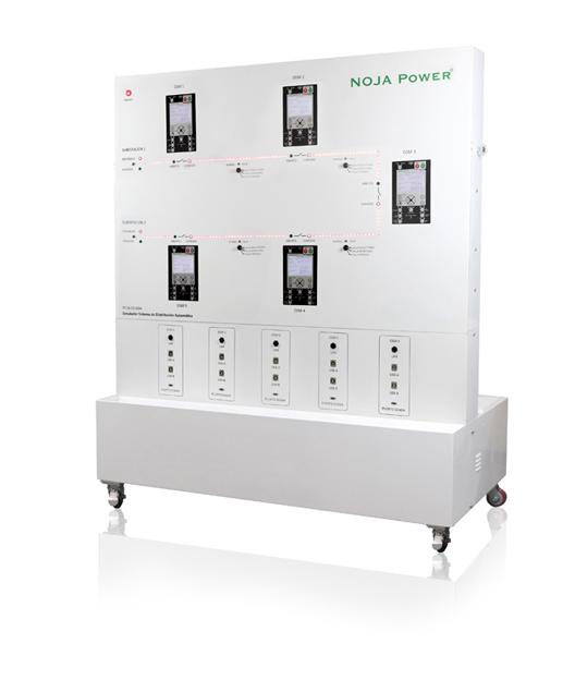 El simulador DSA de NOJA Power