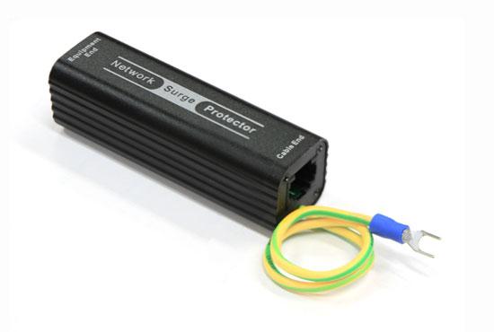 Protector de Sobrecorriente Ethernet