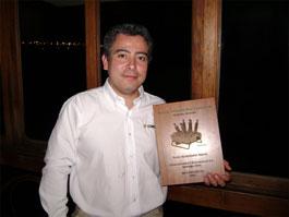 NOJA Power felicita a Juan José Navarro Por los logros en las ventas