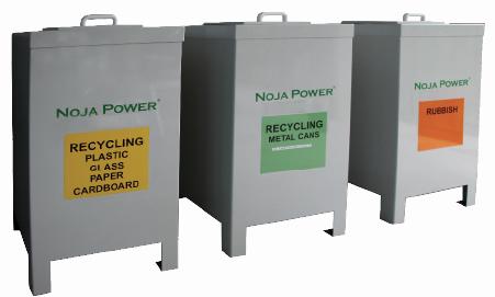 Contenedores Reciclables de NOJA Power