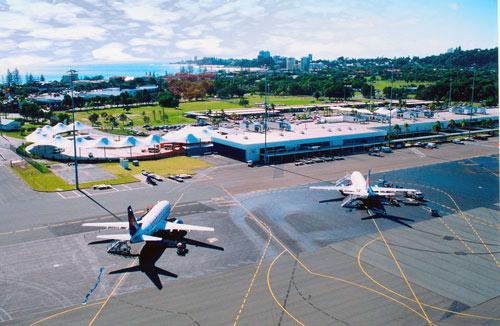 Gold Coast aeropuerto, Queensland