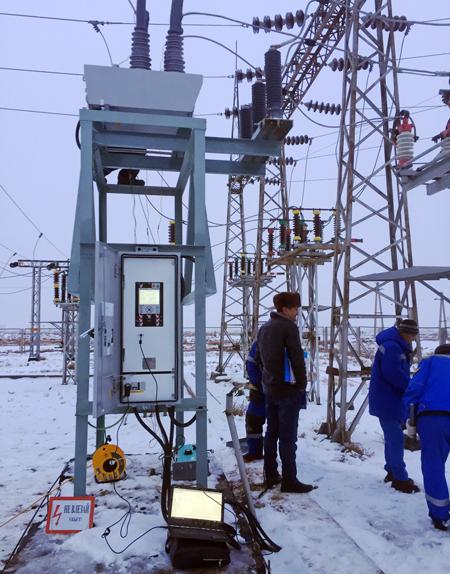 Reconectador NOJA Power integrado en el sistema de control de la subestación