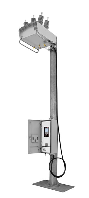Reconectador NOJA Power OSM Uni-Tripolar
