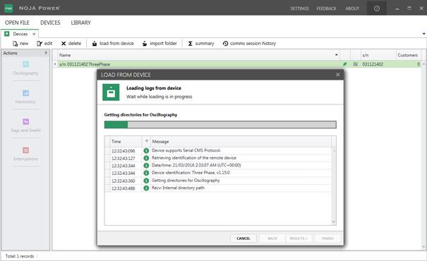 PQS Registro de Datos de Acceso Remoto