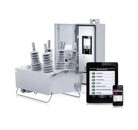 App de reconectador NOJA Power para iPad y iPhone