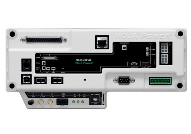Módulo Relé RC15 de NOJA Power con integracion celular, Wi-Fi y GPS