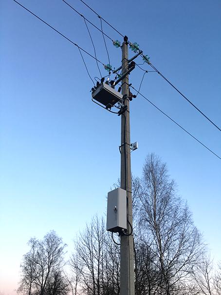 Instalación de Reconectador OSM NOJA Power
